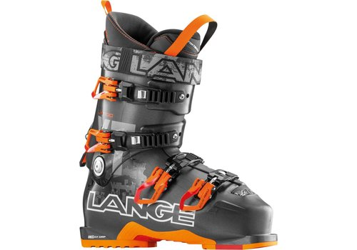 LANGE Lange Mens Xt 100 Ski Boot Anthracite-Orange - (16/17)