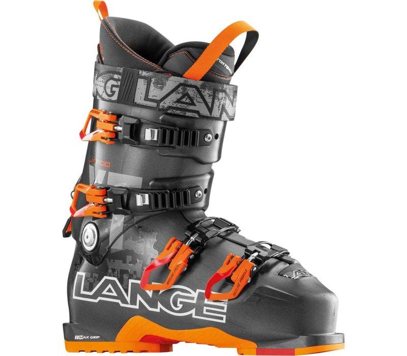 Lange Mens Xt 100 Ski Boot Anthracite-Orange - (16/17)