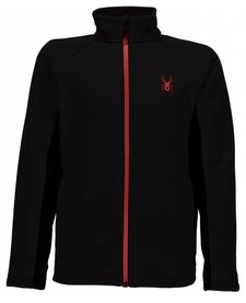Spyder Boys Constant Jacket Blk/Red -001 (16/17)
