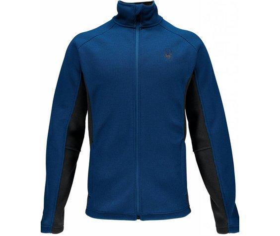 SPYDER Spyder Mens Constant Full Zip Mid Wt Core Sweater Cob/Pol -498 (16/17)