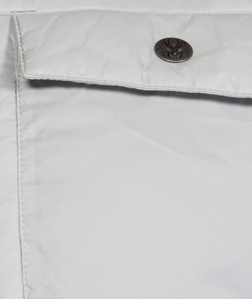 SPYDER Spyder Mens Kerb Shirt-Jack Insulator Jacket Cir/Pol -050 (16/17)
