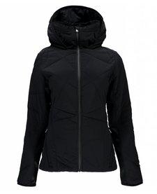 Spyder Womens Nynja Hoody Insulator Jacket Blk/Slv -001 (16/17)
