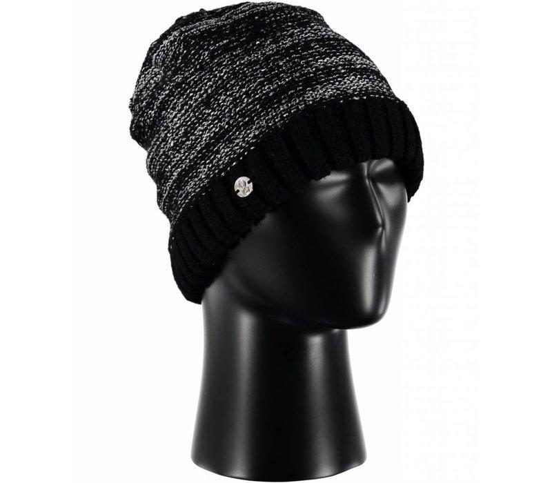 Spyder Womens Shine Hat Black -001 (16/17)