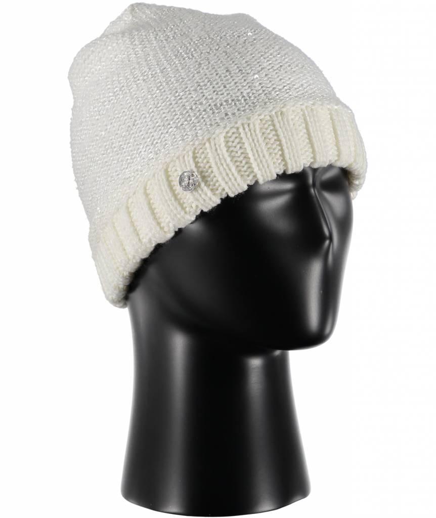 SPYDER Spyder Womens Shine Hat White -100 (16/17)