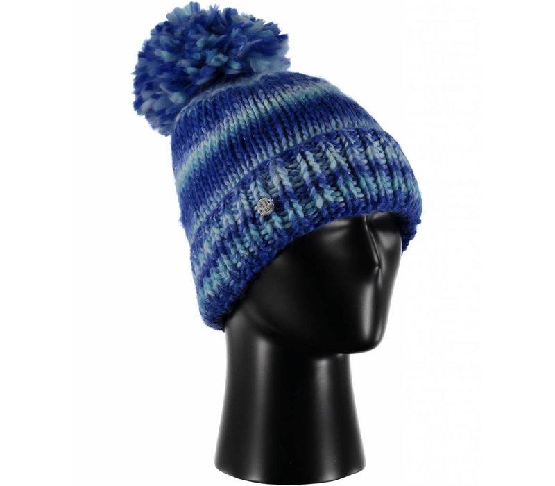 Spyder Womens Twisty Hat Bln/Mlt -461 (16/17)