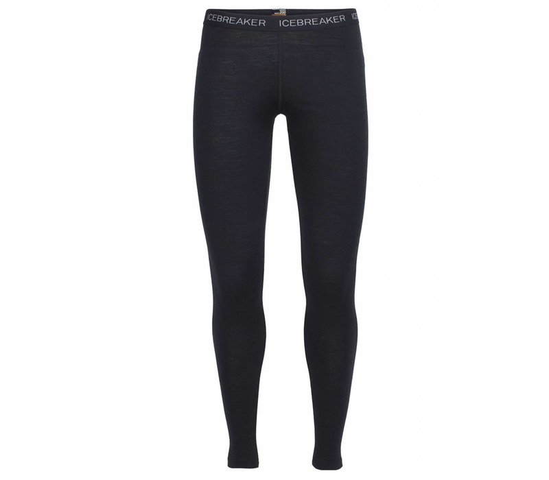 Icebreaker Wmns Oasis Leggings Black -001 (16/17)
