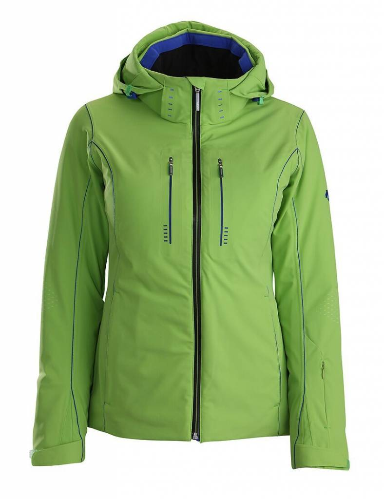 DESCENTE Descente Womens Harlow Jacket Lgrn -48 (16/17)