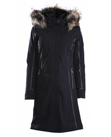 Descente Womens Quebec Coat Bk -93 (16/17)