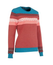 Neve Womens Ivy Knit Top Multi -900 (16/17)