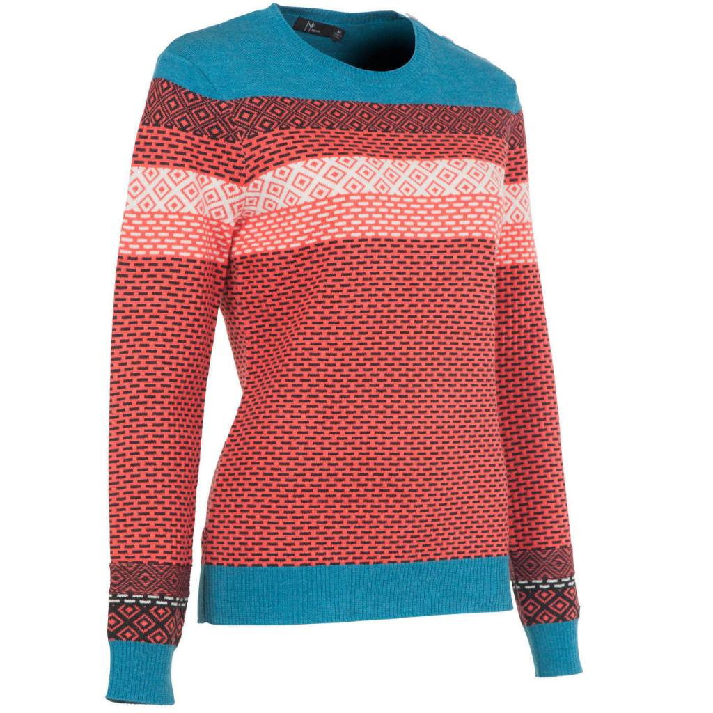 NEVE Neve Womens Ivy Knit Top Multi -900 (16/17)