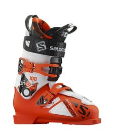 Salomon Mens Ghost Fs 100 Ski Boot Orange Mn - (16/17)