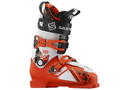 Salomon Salomon Mens Ghost Fs 100 Ski Boot Orange Mn - (16/17)