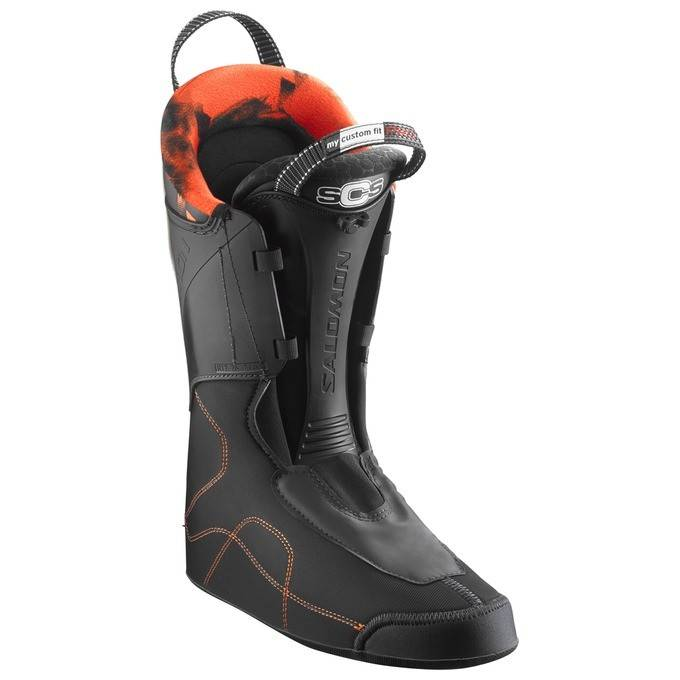 SALOMON Salomon Mens Ghost Fs 100 Ski Boot Orange Mn - (16/17)