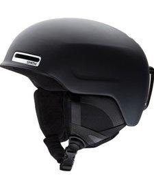 Smith Maze Snow Helmet Matte Black - (16/17)