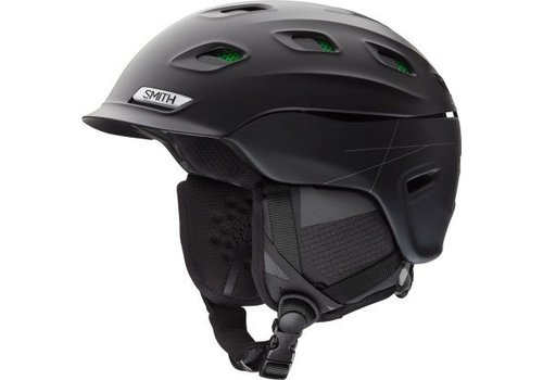 SMITH Smith Vantage Helmet Matte Black - (16/17)