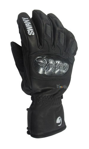 SWANY Swany Mens Light Speed Glove Bk - (16/17)