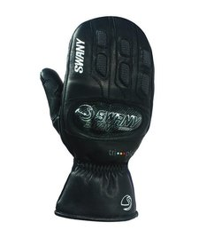 Swany Ladies Light Speed Mitt Bk - (16/17)