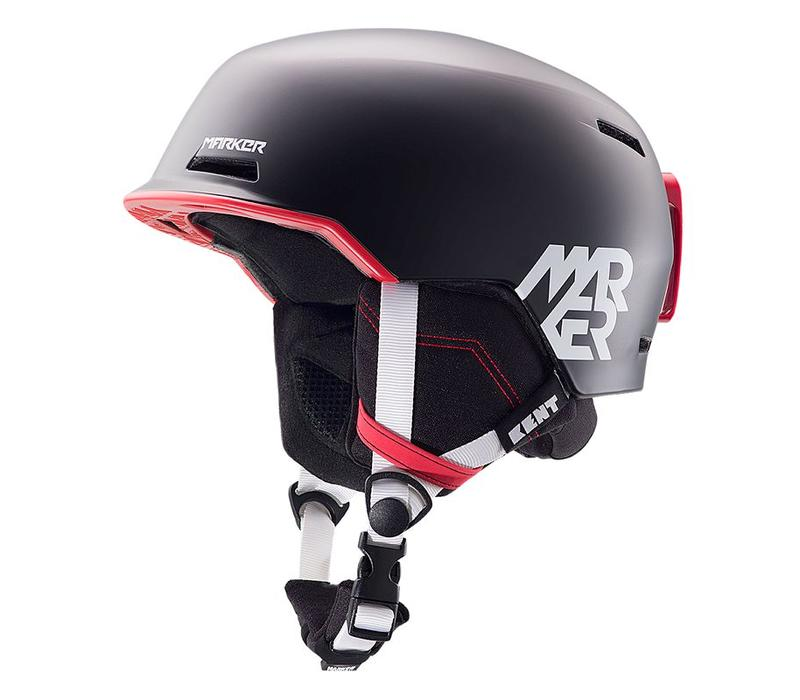 Marker Jr Kent Helmet Black - (16/17)
