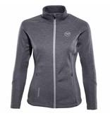 ROSSIGNOL Rossignol Womens FZ Clim Jacket Heather Grey - 280 (16/17)