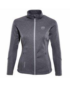 Rossignol Womens FZ Clim Jacket Heather Grey - 280 (16/17)