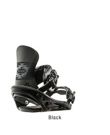 Flux Mens R2 Snowboard Binding Black - (16/17)