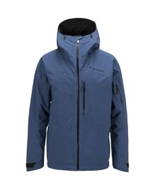 Peak Performance Mens Heli 2L Gravity Jacket Blue -20L (16/17)