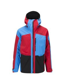 Peak Performance Mens Heli 2L Gravity Jacket Multi Colour - (16/17)