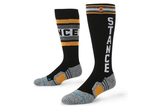 INSTANCE Instance Mens Meyers Sock Black - (16/17)