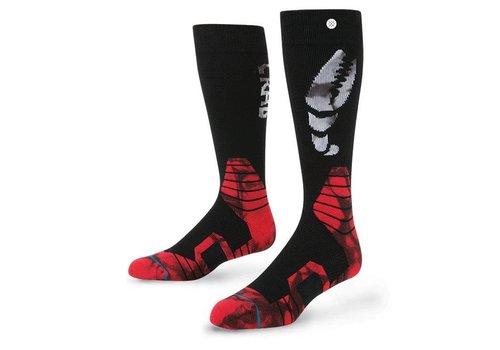 INSTANCE Instance Mens Pinch Sock Black - (16/17)