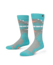 Instance Womens Fox Creek Sock Grey - (16/17)