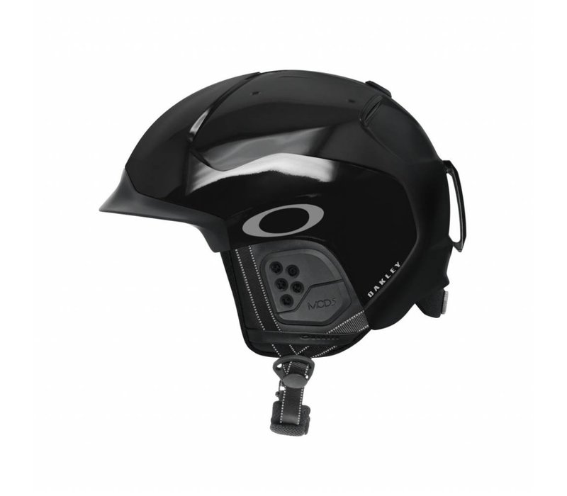 Oakley Mod5 Helmet Polished Black -02J (16/17)