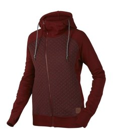 Oakley Womens Sundown Hoodie Fired Brick -88B (16/17)