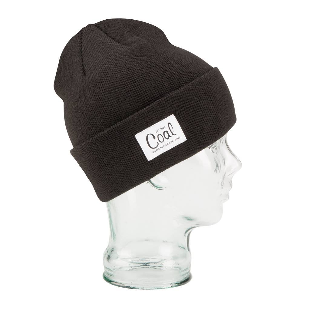 COAL Coal The Mel Beanie Black - (16/17) OSFM