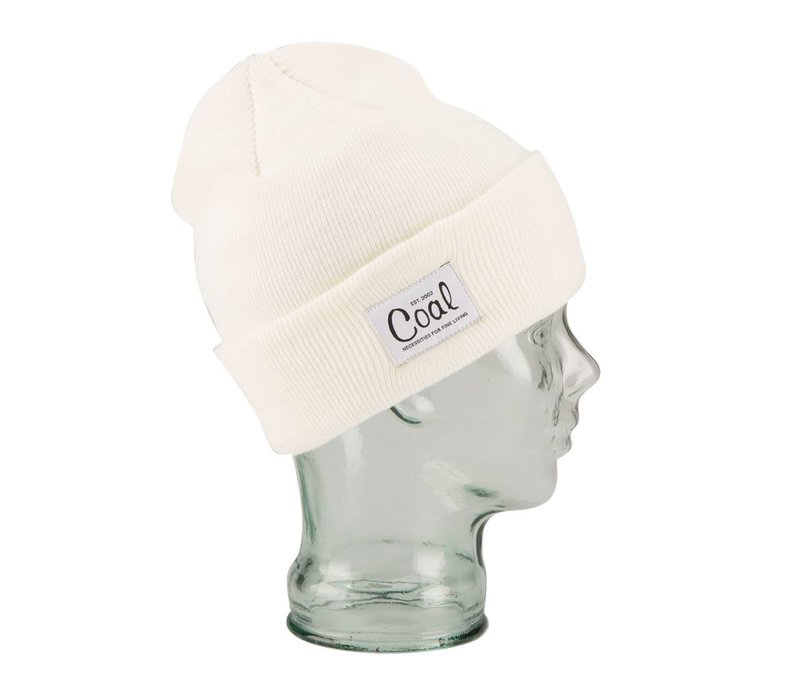 Coal The Mel Beanie Creme - (16/17) OSFM