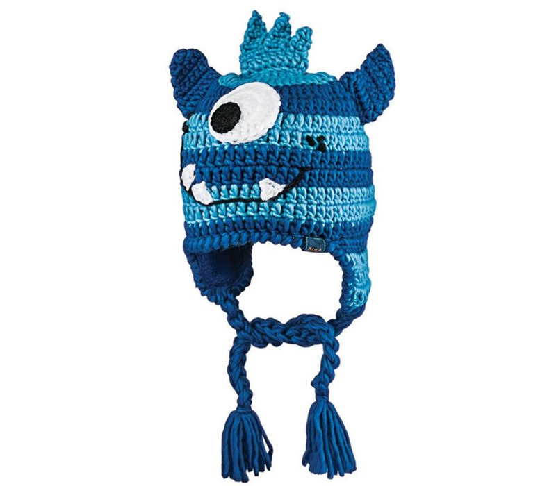 Bula Kids Puppet Peruvian Hat Crazybl - (16/17) O/S
