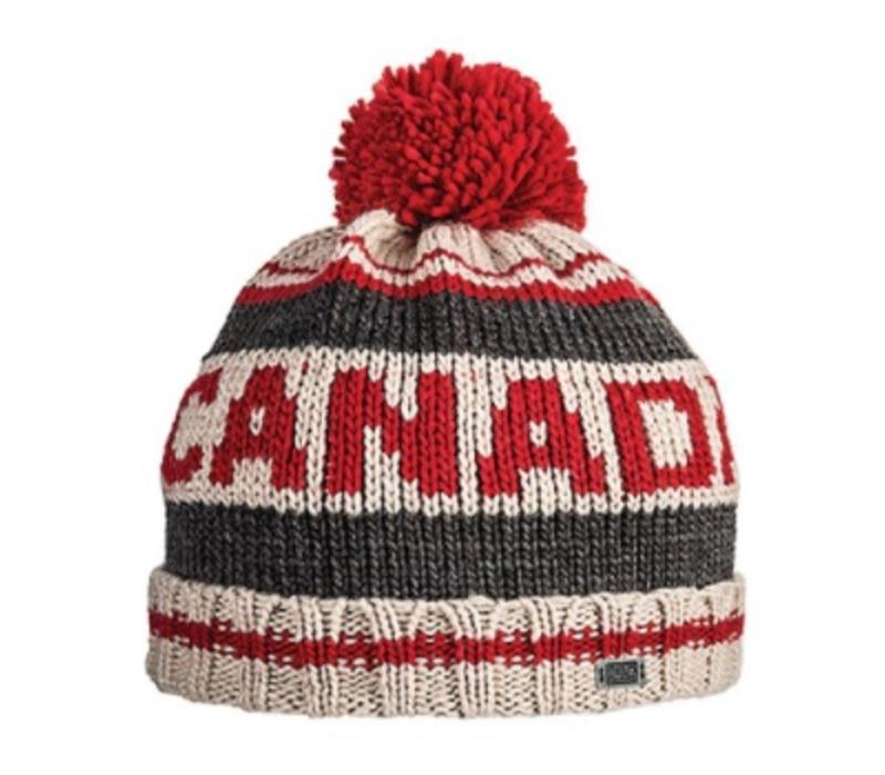 Bula Kids Patriotic Beani Hat Canada - (16/17) O/S