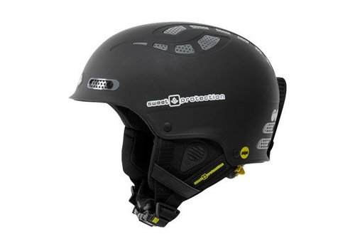 SWEET Sweet Mens Igniter Mips Helmet Dirt Black