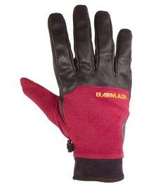 Armada Throttle Glove - Burgundy (16/17)