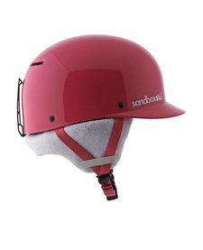 Sandbox Classic 2.0 Snow Kids Helmet Bubblegum (Gloss) - (16/17)