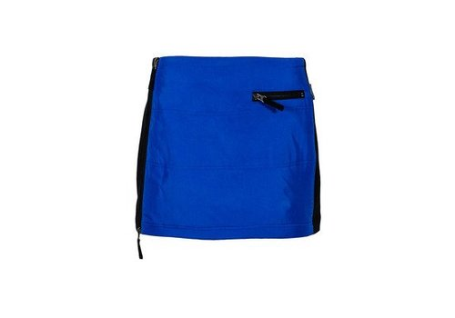 SKHOOP Skhoop Gretchen Windstopper Mini Skirt - Snorkel Blue (16/17)