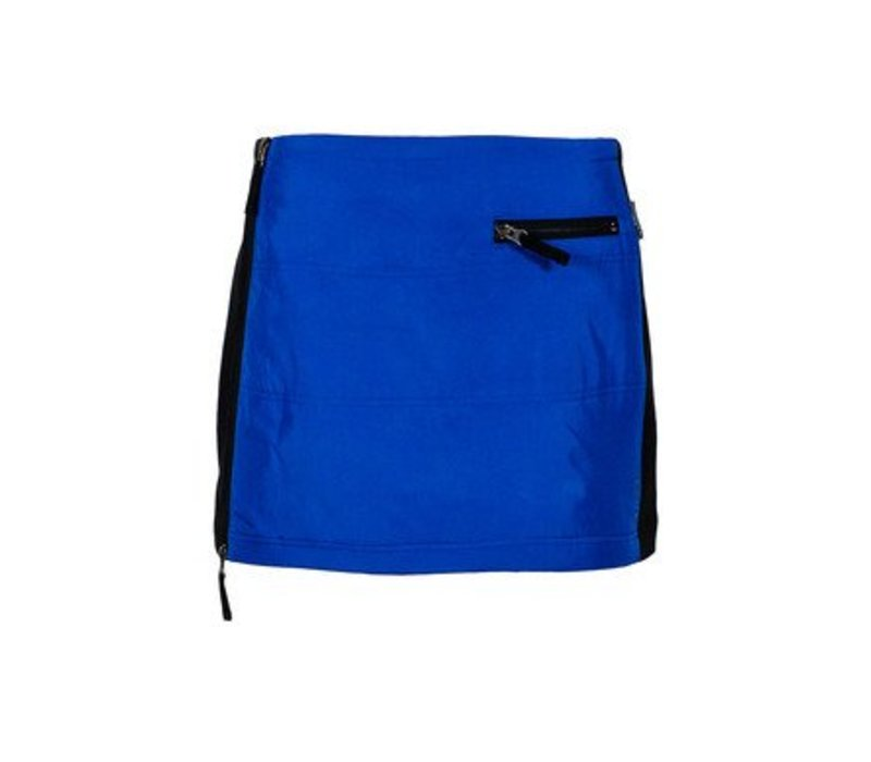Skhoop Gretchen Windstopper Mini Skirt - Snorkel Blue (16/17)