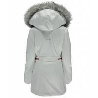 Spyder Womens Arctyc Jacket Wht/Slv/Wht -100 (16/17)