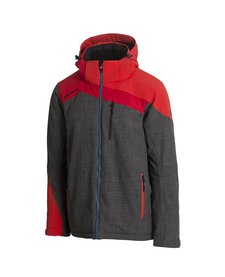 Sunice Men Vardar Mountain Jacket Granite Heather -Gran901 (16/17)