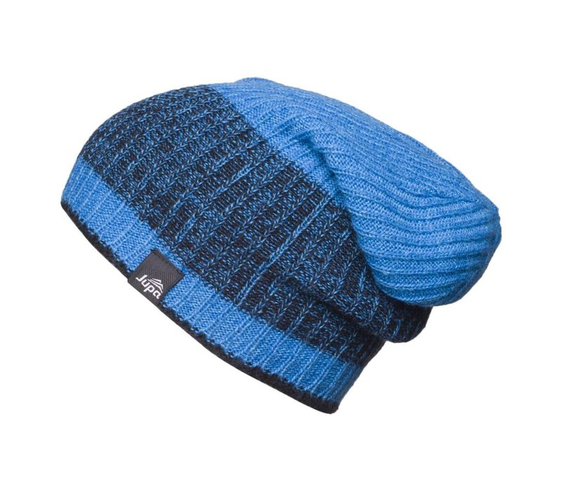 Jupa Boys Kaarl Reversible Hat Deep River Blue -Bl085 (16/17) O/S (8-16)