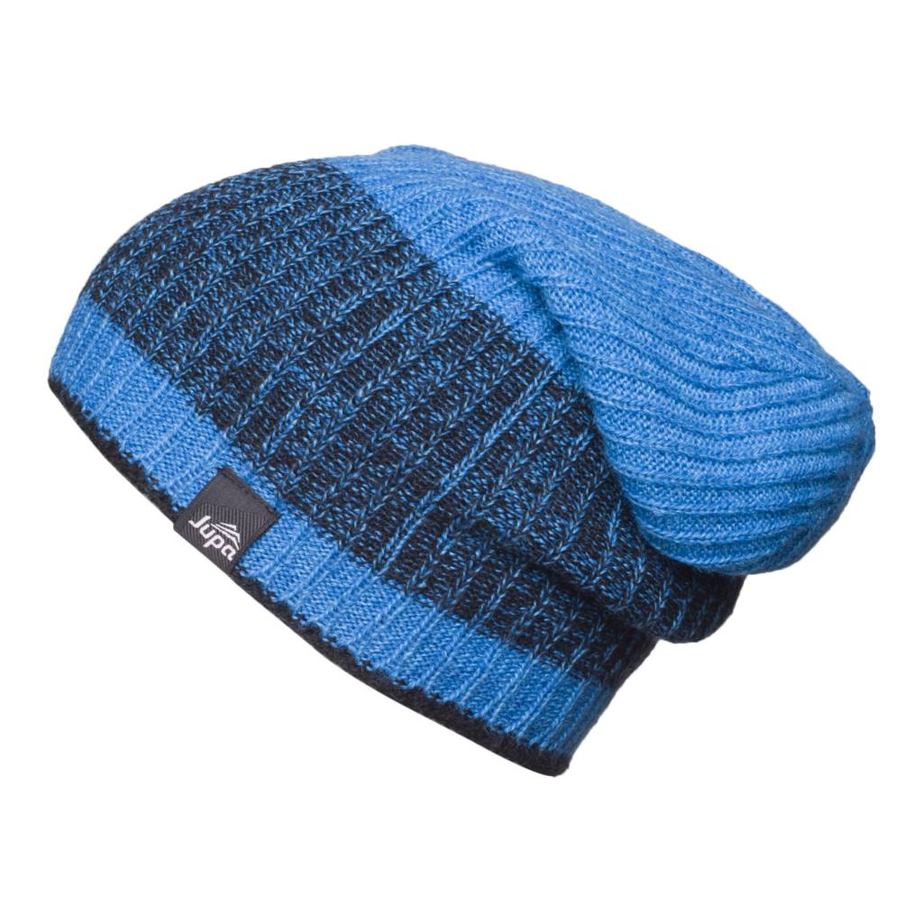 JUPA Jupa Boys Kaarl Reversible Hat Deep River Blue -Bl085 (16/17) O/S (8-16)