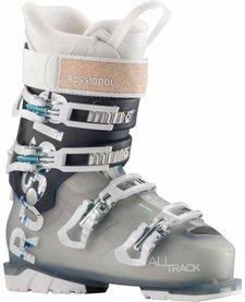 Rossignol Womens Alltrack 70 W Ski Boot Transp/Black - (16/17)