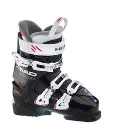 Head Womens Cube 3 8 W Ski Boot Black - (15/16)