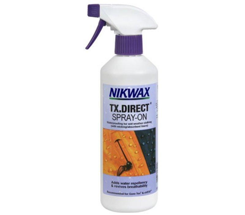 NIKWAX TX DIRECT SPRAY ON 300ML