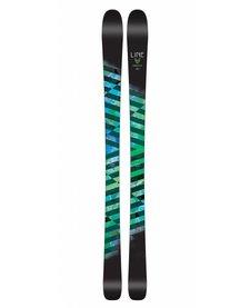 Line Womens Soulmate 86 Ski - (16/17)