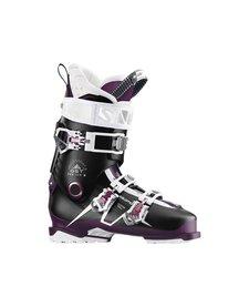 Salomon Womens Qst Pro 110 W Ski Boot Black-Burg - (16/17)